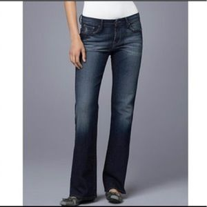 Lucky Brand Stark Sweet N Low Jeans